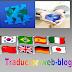 Traductor con banderas animadas para tu blog o web