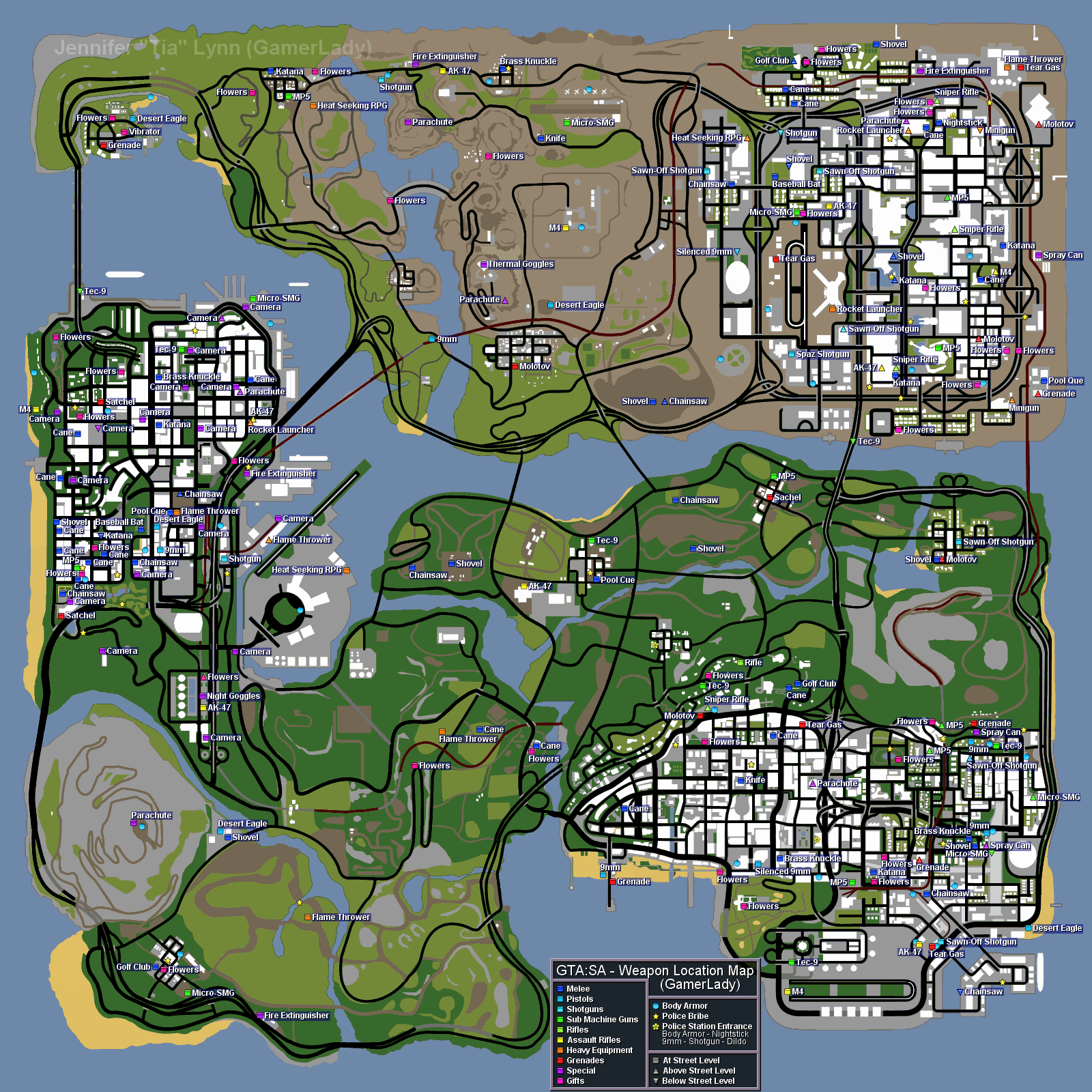 Gta san andreas gta sa maps