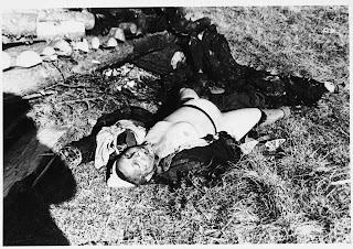 Concentration Camps Burned Alive