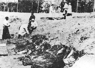 the mass extermination of jews during Seven million died in the 'forgotten 1941 and mass executions and deportations 30 million people long before hitler's extermination of jews and.
