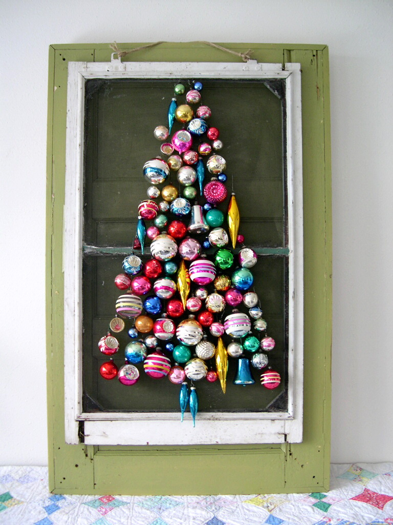 Christmas tree door decoration - It S Just Like A Christmas Tree But Without All Those Annoying Pine Needles