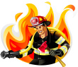 Brave Fire Fighters