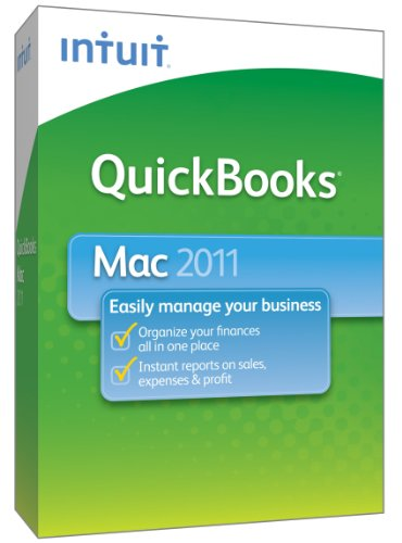 20% OFF - QuickBooks Mac 2011 - Discount Coupon