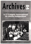 1º Congresso Internacional do Cinema Independente - 1929