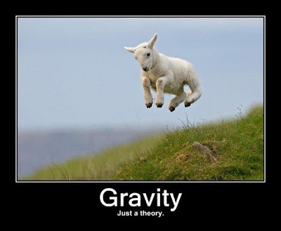 Gravity Demotivational Poster
