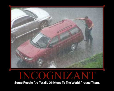 Incognizant Demotivational Poster