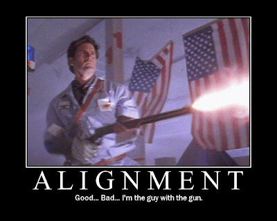 Alignment Demotivational Poster