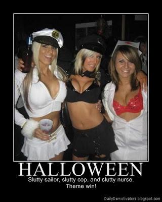 Halloween Demotivational Poster