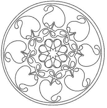 Mandalas designs