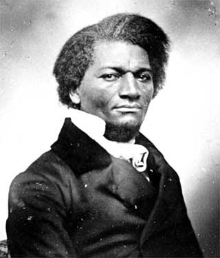 how fredrick douglass conveys his points John said: considering the slave frederick douglass was never allowed to set foot in a scho  conveys isn't so much words, though his writing is astute,.