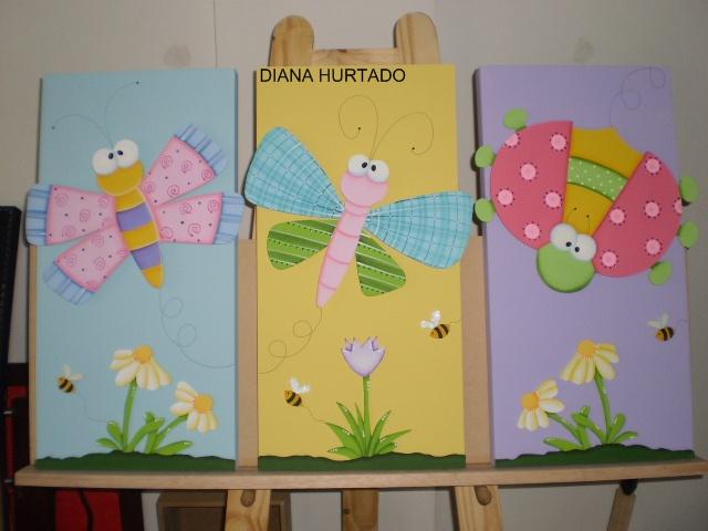 Art decorativo: decoracion cuartos de niÑas