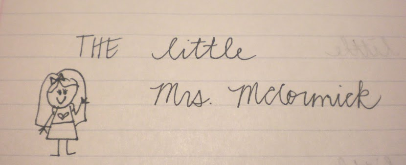 The Little Mrs. McCormick