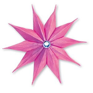 Christmas star $9.99 (reg $19.99) You could do such cool felt flowers