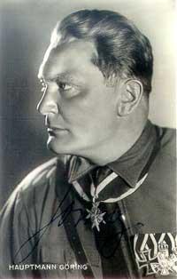 Herman Wilhelm Goering