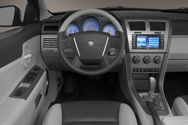 Dodge Nitro Interior Pictures. Dodge Avenger Interior