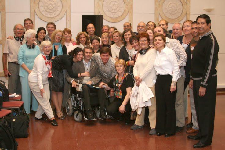 Reunión del Consejo Global HT en Buenos Aires (2008)
