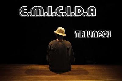 "Emicida lança Videoclipe Oficial da Música ""Triunfo"""