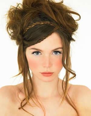 celebrity wedding hairstyles