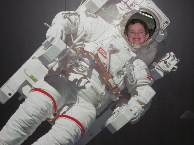 Shawn the Astronaut