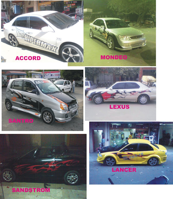 CAR VYNILS GRAPHICS