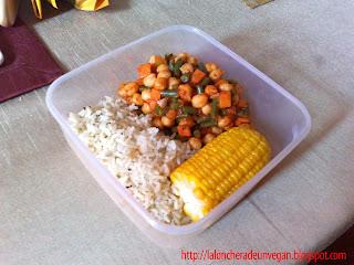Comida vegana casera y facil de hacer septiembre 2009 - Almuerzo rapido y facil ...