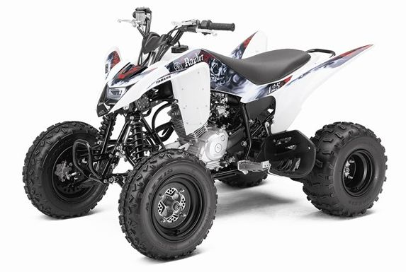motorcycle strike yamaha raptor 125 atv. Black Bedroom Furniture Sets. Home Design Ideas