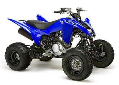 motorcycle strike yamaha raptor 125 atv. Black Bedroom Furniture Sets. Home Design Ideas