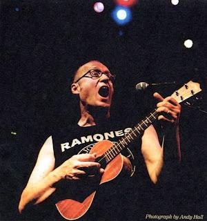 ade edmondson ukulele