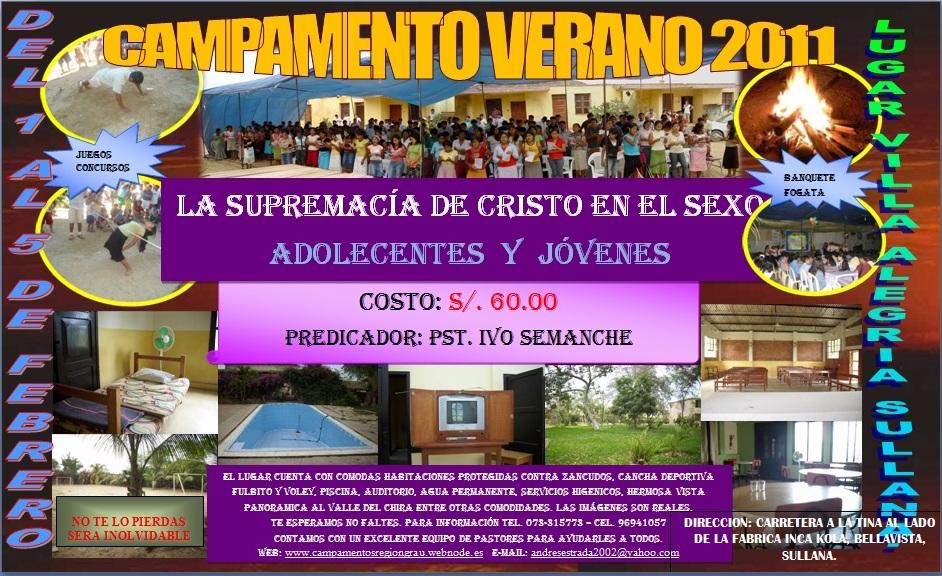 Campamentos de verano para adolescentes en el