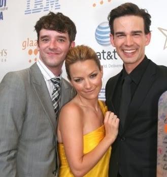 glaad media awards neil giuliani ugly betty 2008 gay