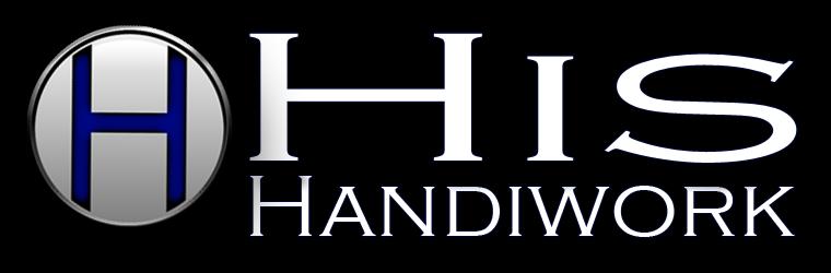 His Handiwork | Blog