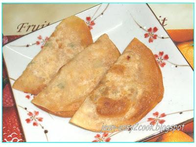 """Lazy Mum - Yummy Bites: Fried Meat Dumpling """"Sui Kow"""""""