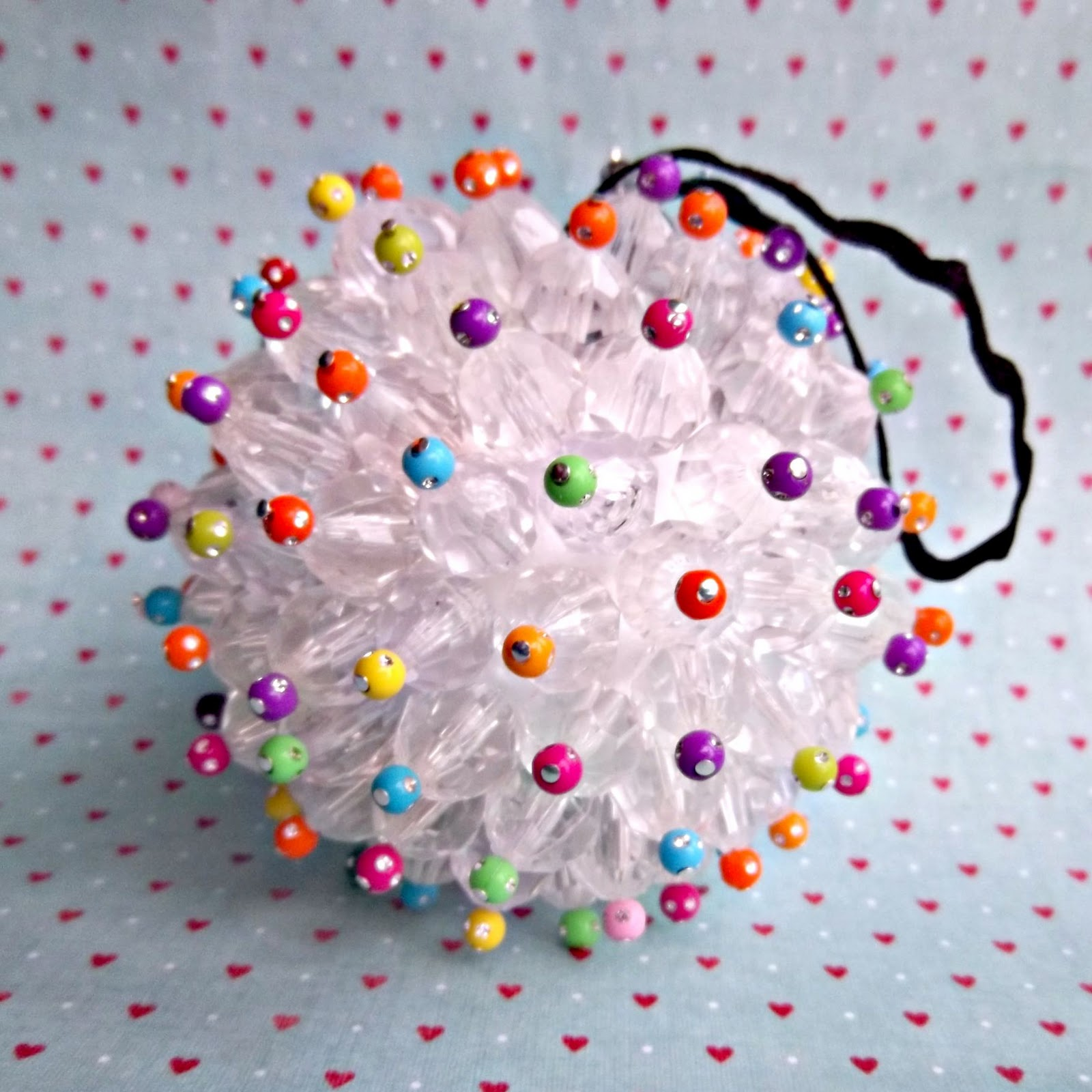 Katy clouds christmas ornament diy for Homemade christmas ornaments to make