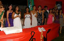 Formatura 8ª série 2008