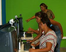 Comunidade na escola (Inclusão digital)