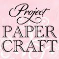 I have been spotlighted on Project Papercraft.