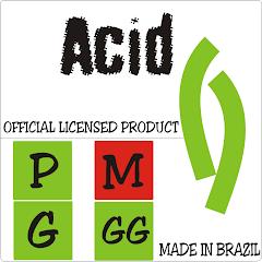 Etiqueta Acid