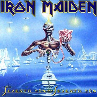 Discografia Completa de Iron Maiden [MF]