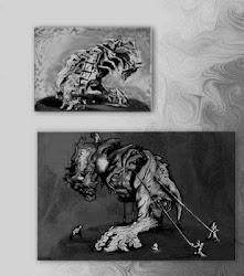 Sculpey Creature