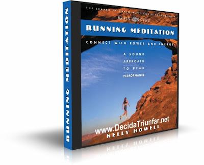 MEDITAR CORRIENDO (Running Meditation), Kelly Howell [ AUDIO CD ]- Conéctese con la fuerza y la energía. Sonidos para alcanzar su máximo rendimiento