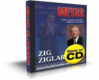 METAS, Zig Ziglar [ AUDIOLIBRO ] – Como alcanzar nuestros objetivos con éxito, aprender a fijar metas claras y desarrollar un plan de trabajo.
