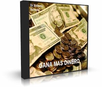 CÓMO GANAR MAS DINERO, Dr. Roberto Bonomi [ AUDIO CD ] – Aprende a despertar el potencial de prosperidad que se encuentra escondido en ti.