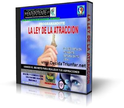 PROGRAMA EN TU MENTE LA LEY DE LA ATRACCIÓN, Dr. Erasmo Rocha [ AudioLibro ] – Ley de Atracción con Programación Neurolingüística (PNL)