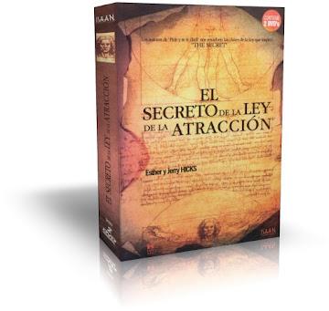 EL SECRETO DE LA LEY DE LA ATRACCIÓN, Esther y Jerry Hicks [ Video DVD + Audiolibro ] – ¿Qué es, cómo funciona y qué oculta la Ley de Atracción?