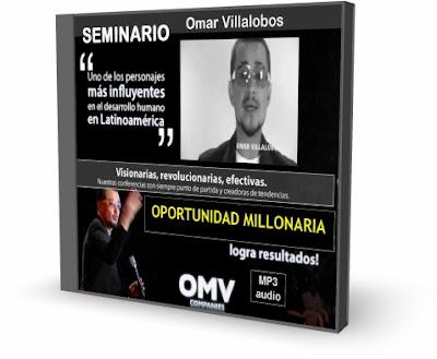 OPORTUNIDAD MILLONARIA, Omar Villalobos [ Audiolibro] – Cómo encontrar una oportunidad que te ayude a satisfacer y solucionar tus problemas económicos
