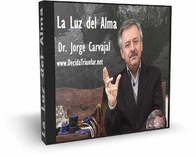 LA LUZ DEL ALMA, Jorge Carvajal [ Audioconferencia ] – Si pudieras contemplar tu propia imagen, sabrías que ir es regresar y caminar es el único camino