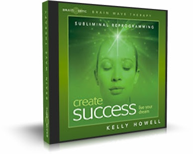 CREAR EL EXITO (CREATE SUCCESS), Kelly Howell [ Audio CD ] &#8211; Reprogramacin mental subliminal para alcanzar y vivir sus sueos.