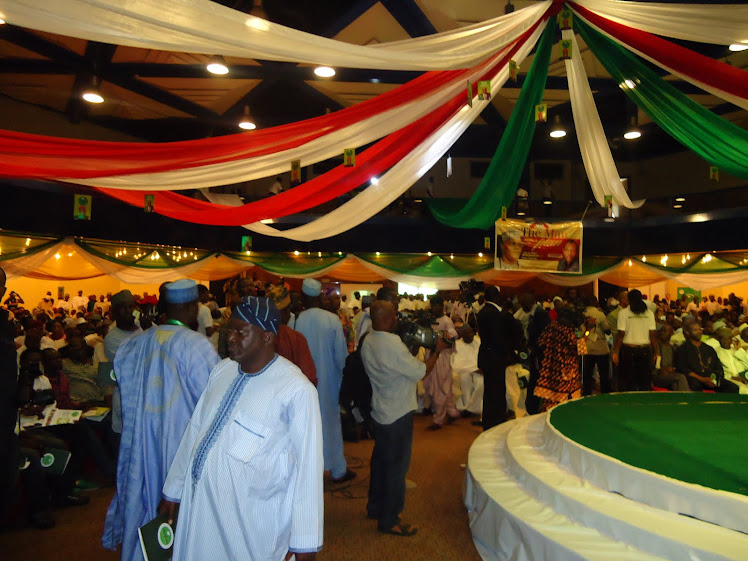 "ATIKU ABUBARKAR'S ""MAKE GOOD THINGS HAPPEN""CAMPAIGN EVENT IN ABUJA, WAS COORDINATED BY EPICENTRE"
