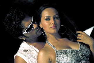 01Simbhu,sana khan's silambattam movie stills 11122008