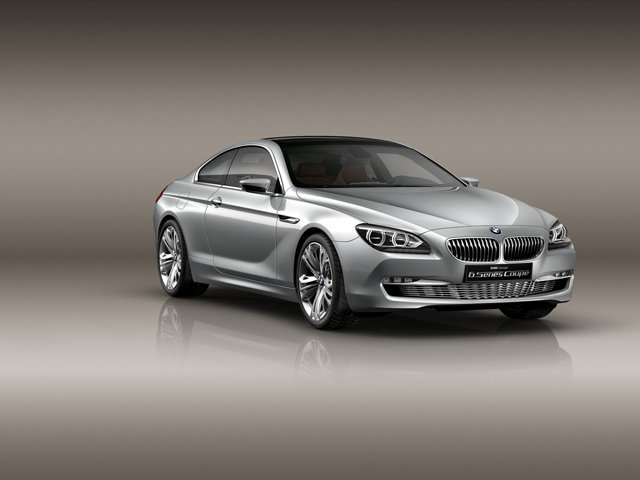 2012 BMW 6 Series Coupe Concept - Image Gallery